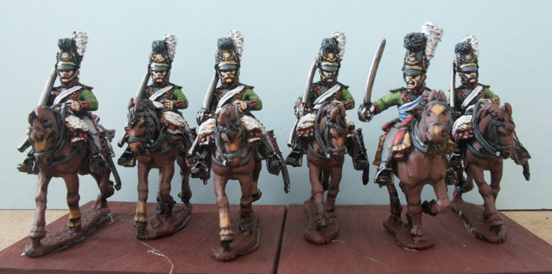 1st Chevauxleger unbased