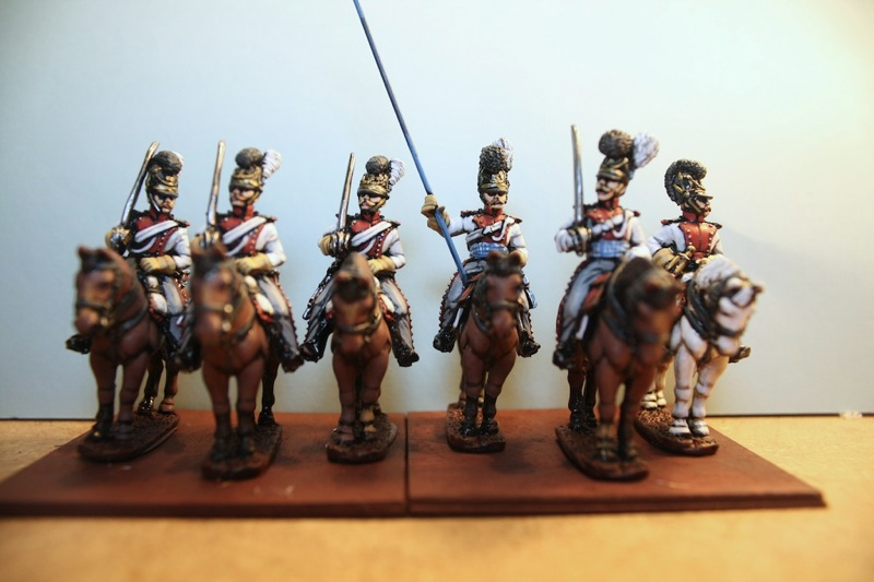 Bavarian 1st Dragoons 2nd squadron