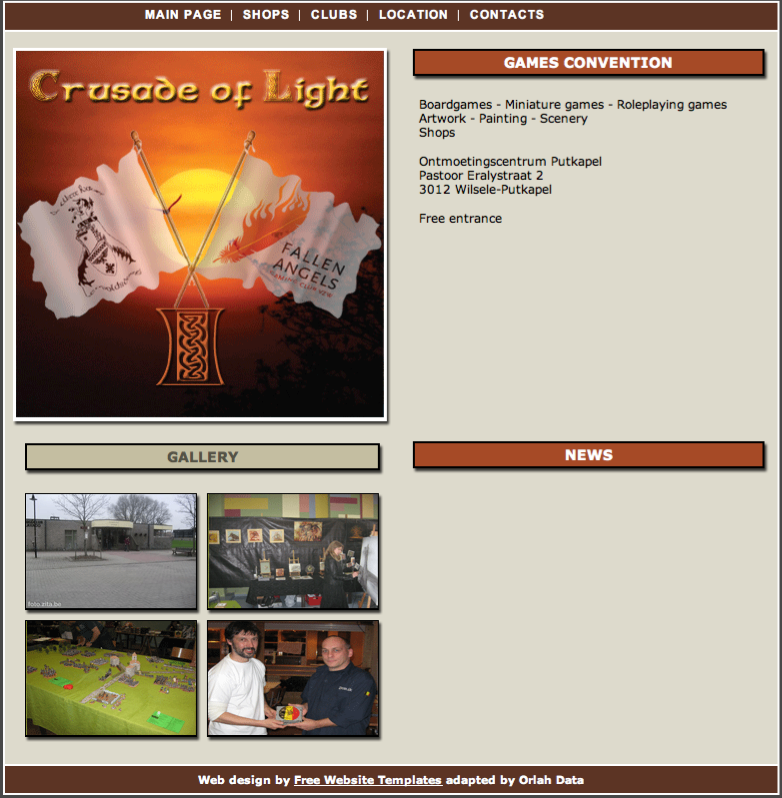 Crusade of Light